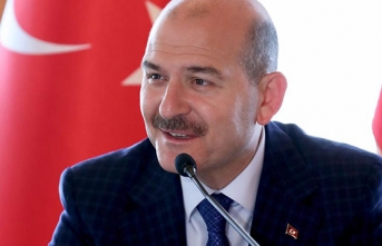 İçişleri Bakanı Süleyman Soylu, 5 ayda 433 teröristin etkisiz hale getirildiğini açıkladı