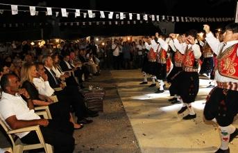 Çınarlı 9.Kültür ve Sanat Festivali'nin açılışı gerçekleştirildi