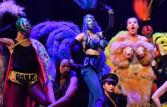 Jean Paul Gaultier, Fashion Freak Show'un yenisini Londra'da gerçekleştirdi