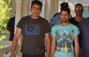 İki Pakistanlı tutuklandı