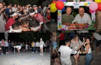 Merit Crystal Cove Otel Personeli, aileleri ile birlikte katıldığı gecede gönüllerince eğlendi