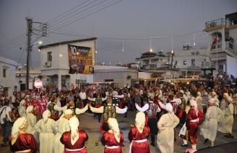 Beşparmak Kültür Sanat Günleri renkli etkinliklere ev sahipliği yaptı