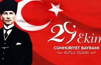 29 Ekim Cumhuriyet Bayramı kutlu olsun. Ne mutlu Türküm diyene !    96.Yıl
