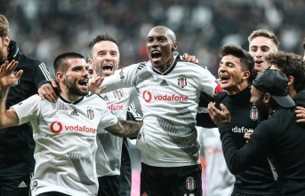 Beşiktaş 'Umut'landı 1-0