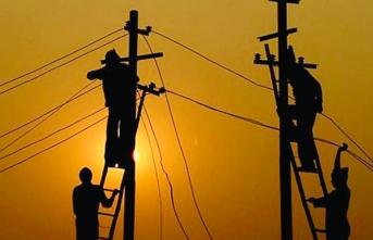 Lefkoşa'da tam 8 saat elektriksiz