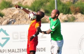 Merit Alsancak Yeşilova nefes aldı 2-0