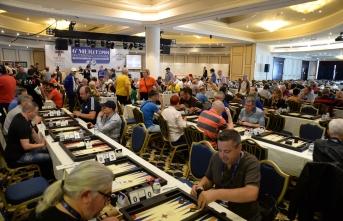 'Merit Open' Tavla Turnuvası bu yıl 5-10 Kasım tarihlerinde gerçekleşecek