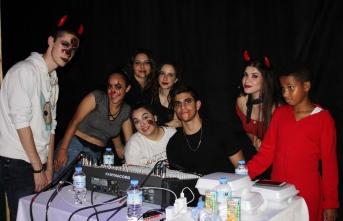 Amerikan Koleji'nde Cadılar Bayramı dolayısıyla etkinlik düzenlendi