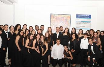 Genç Yetenekler Production Gençlik Senfoni Orkestrası LAÜ'de konser verdi
