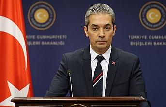 Ankara'dan doğu Akdeniz tepkisi