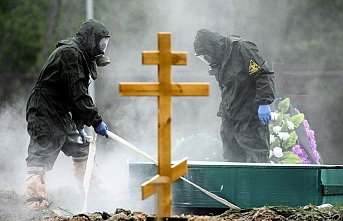 Dünya genelinde can kaybı 321 bini geçti