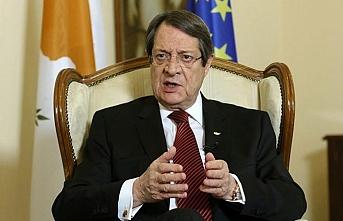 """""""Kıbrıs sorunu Erdoğan'ın ofisinde"""""""