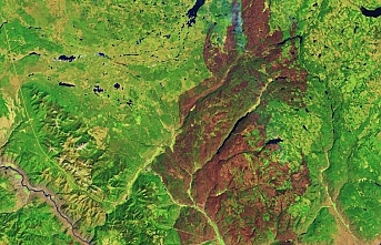 Güneyde, yangınlarla mücadelede drone ve uydu teknolojisi