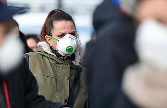 Maskesiz 3 kişi tespit edildi