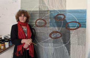 Sanatçılar Coronavirüsü eserlerine yansıtmaya devam ediyor