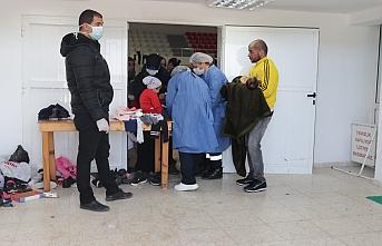 Suriye uyruklu mülteciler gönderildi