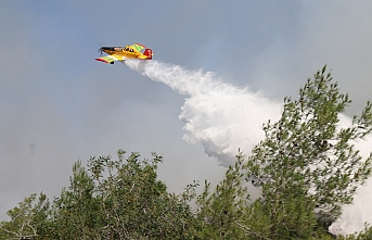 Yangın helikopteri şart