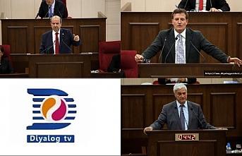 Diyalog Tv Meclis gündeminde