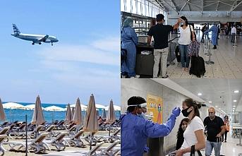 Güney'e ilk turistler İsrail'den