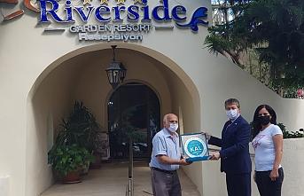 Oteller sertifika ile açıldı