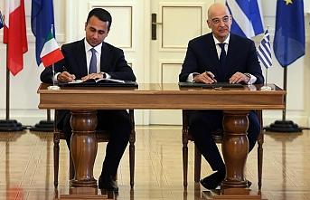 Türkiye-Libya anlaşmasına yanıt
