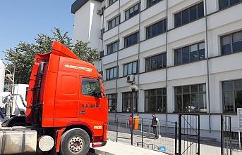 Araçlar Lefkoşa'da kalacak