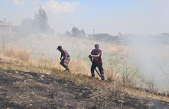 Kırıkkale ve Hamitköy'de yangın