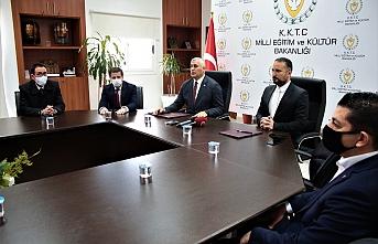 Yakın Doğu Oluşumu, 6 ilçeye 6 ilkokul yapıp Eğitim Bakanlığı İlköğretim Dairesi'ne devredecek