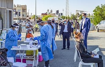 Güney Kıbrıs'ta test sayısı arttı