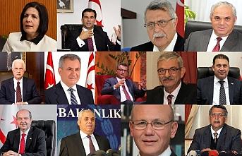 KKTC halkı son 20 yılda 11 Başbakan gördü