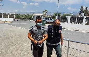 Polis 2 gün nöbet tuttu