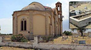 Aziz Elias Kilisesine restorasyon şart