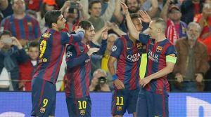 Barça finali araladı
