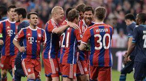 Bayern Münih şampiyon