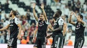 Beşiktaş'tan Benfica'lı gala