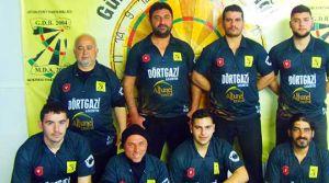 Beşli turnuvada şampiyon Çamlıbel