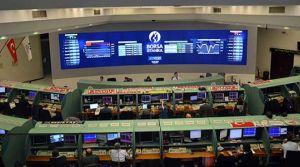 Borsa yüzde 0,96 değer kaybetti