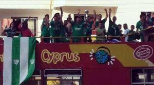 Çanakkale şampiyonluğu kutladı