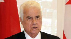 Cumhurbaşkanı Eroğlu, Ankara'ya gitti