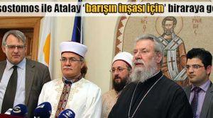Din adamları devrede
