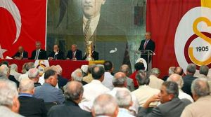 Galatasaray'da genel kurula doğru