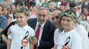Göçmenköy'de Sanat Parkı açıldı