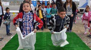 İlkokul öğrencileri karnavalda buluştu