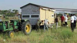 Kaçak karavanlara müdahale edilmeye başlandı