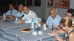 LTB Başkanı Harmancı ve Yetkililerinin bölge ziyaretleri sürüyor