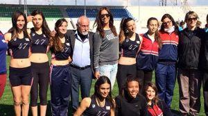 Şampiyon atletlerimiz Ankara yolcusu