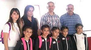 Samsun'da yarıştılar