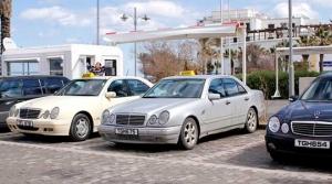 Taksiciler kazan kaldırıyor