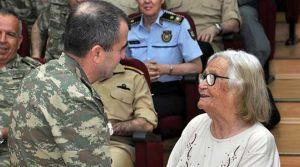 Türk askeri ile gurur duyuyorum
