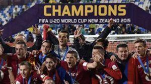U-20 Dünya Kupası Sırbistan'ın